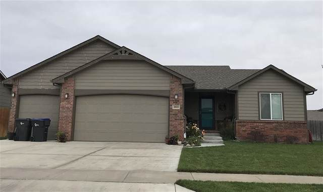 201 Matson Ct, Newton, KS 67114 (MLS #593129) :: Keller Williams Hometown Partners