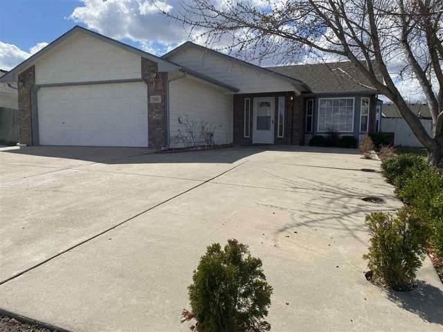 1801 S Smithmoor St, Wichita, KS 67207 (MLS #593219) :: COSH Real Estate Services