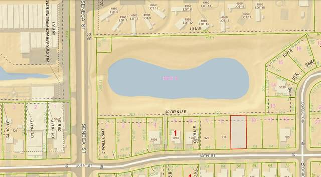 LOT 9 Block 1 Sycamore Pond Add, Wichita, KS 67217 (MLS #593243) :: COSH Real Estate Services