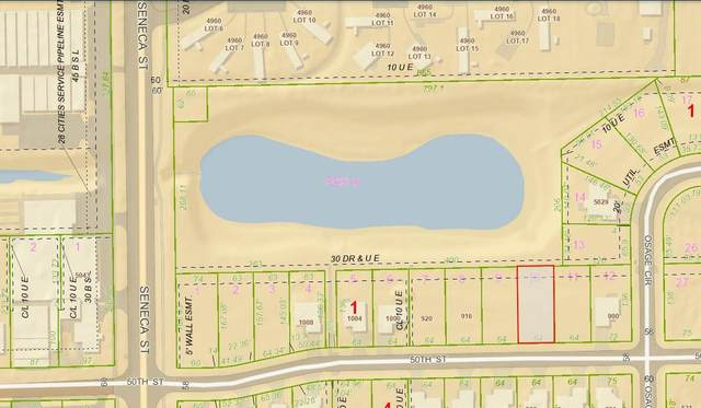 LOT 10 Block 1 Sycamore Pond Add, Wichita, KS 67217 (MLS #593251) :: COSH Real Estate Services
