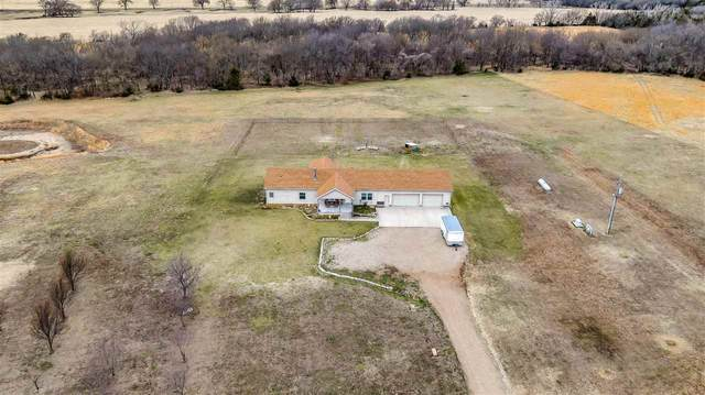 14452 8th St, Arkansas City, KS 67005 (MLS #593263) :: Kirk Short's Wichita Home Team