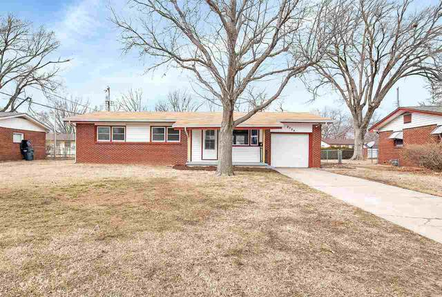2729 S Martinson Ave, Wichita, KS 67217 (MLS #593278) :: Keller Williams Hometown Partners