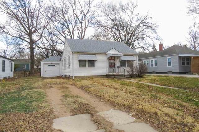 1018 S Vassar St, Wichita, KS 67218 (MLS #593343) :: The Boulevard Group