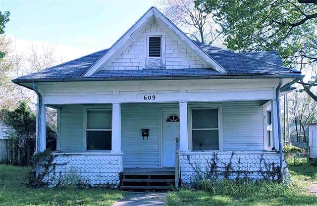 609 E 13th Ave, Winfield, KS 67156 (MLS #593362) :: Graham Realtors