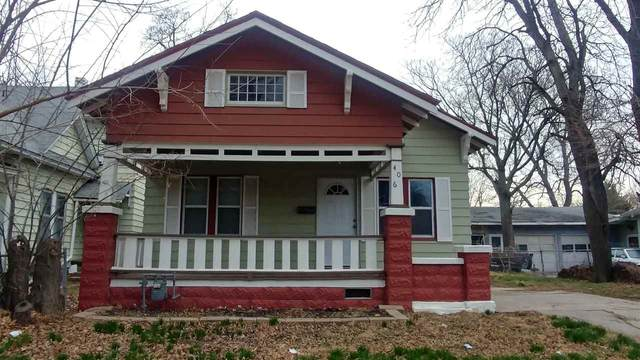 406 N Erie St, Wichita, KS 67214 (MLS #593366) :: COSH Real Estate Services