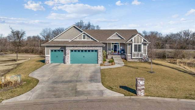2906 E Sunflower Dr, Derby, KS 67037 (MLS #593372) :: COSH Real Estate Services