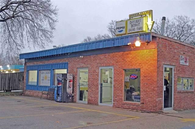 1524 Main St., Winfield, KS 67156 (MLS #593406) :: Keller Williams Hometown Partners
