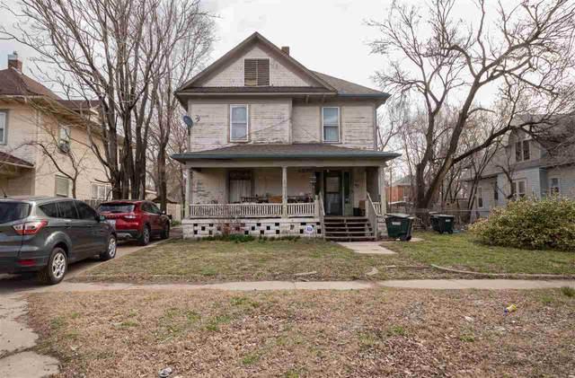 1330 N Waco Ave, Wichita, KS 67203 (MLS #593453) :: COSH Real Estate Services