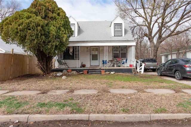 1329 N Piatt Ave, Wichita, KS 67214 (MLS #593494) :: COSH Real Estate Services
