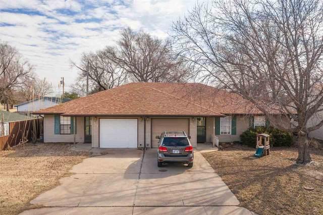 513 N Gardner St, Wellington, KS 67152 (MLS #593567) :: Kirk Short's Wichita Home Team