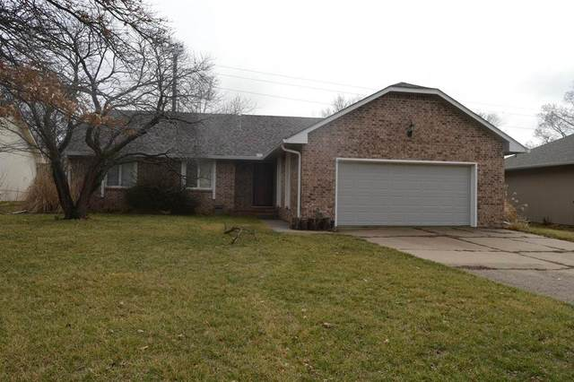 8219 E Mount Vernon St, Wichita, KS 67207 (MLS #593579) :: Pinnacle Realty Group