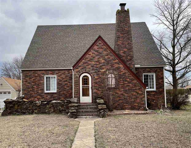 321 W 2nd Ave, Cheney, KS 67025 (MLS #593583) :: COSH Real Estate Services