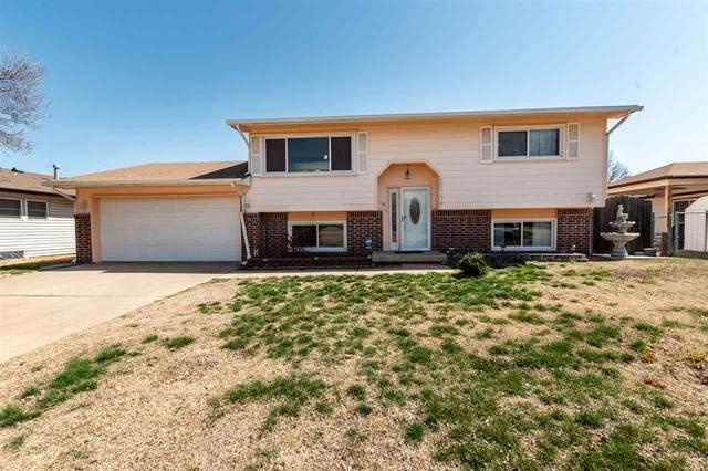3244 S Mccomas Ave, Wichita, KS 67217 (MLS #593619) :: Keller Williams Hometown Partners