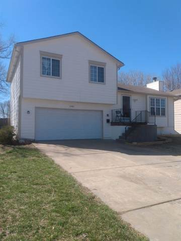 2401 N Beacon Hill, Wichita, KS 67220 (MLS #593656) :: The Boulevard Group