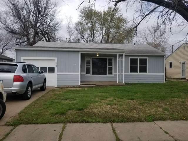 1714 W Dallas St, Wichita, KS 67217 (MLS #593706) :: Pinnacle Realty Group