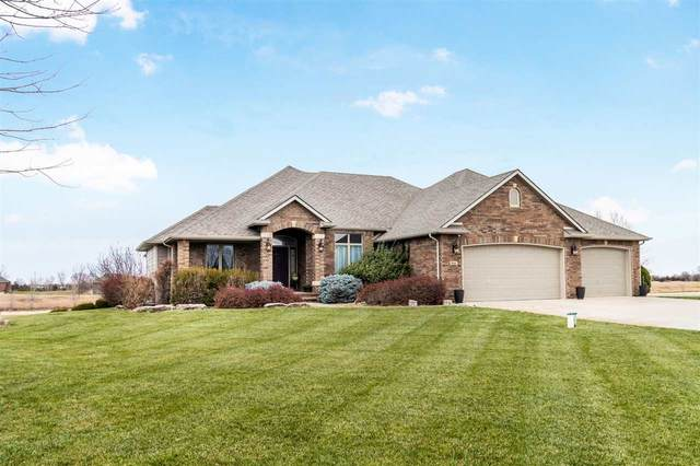 8500 W Mystic Lakes South St, Maize, KS 67101 (MLS #593770) :: Keller Williams Hometown Partners