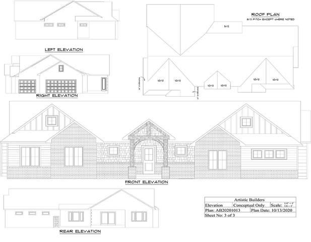 11920 Cherese Circle, Wichita, KS 67215 (MLS #593772) :: Pinnacle Realty Group
