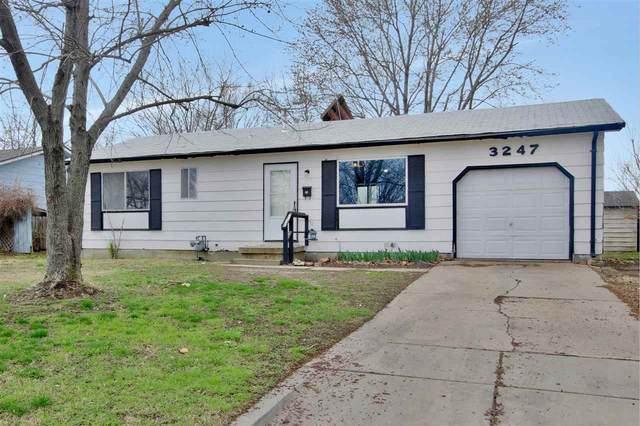 3247 S Saint Clair Ave, Wichita, KS 67217 (MLS #593782) :: Keller Williams Hometown Partners