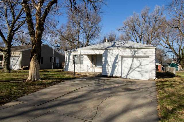 615 S Brookside St, Wichita, KS 67218 (MLS #593796) :: COSH Real Estate Services