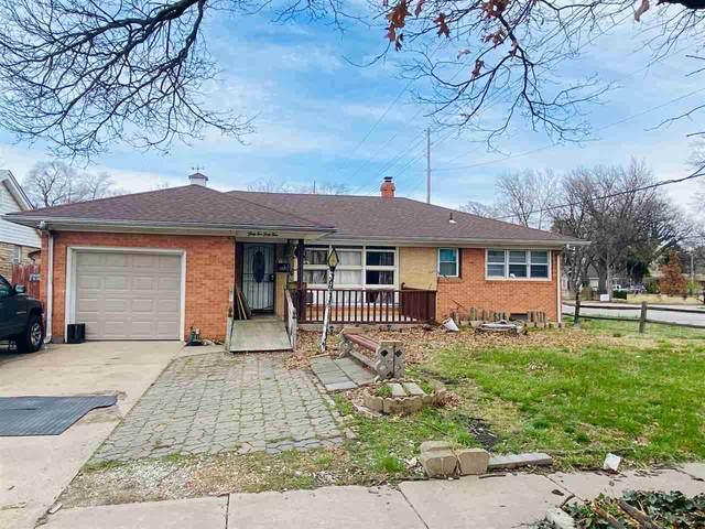 3144 E Stafford St, Wichita, KS 67211 (MLS #593798) :: COSH Real Estate Services
