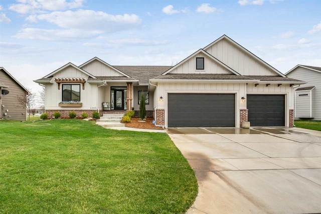 6305 W Driftwood St, Wichita, KS 67205 (MLS #593836) :: The Boulevard Group