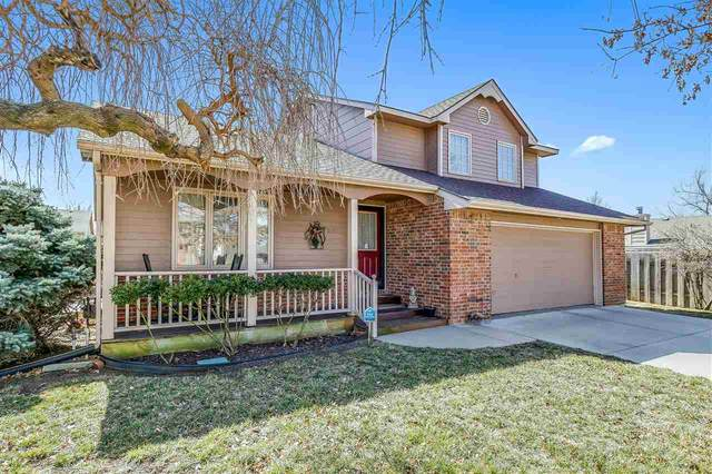 2151 S Cooper Ct, Wichita, KS 67207 (MLS #593843) :: Keller Williams Hometown Partners