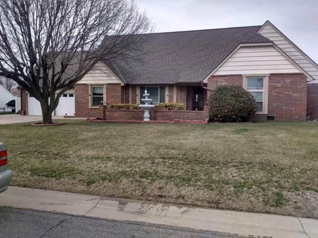7224 E Rockhill, Wichita, KS 67206 (MLS #593881) :: Kirk Short's Wichita Home Team