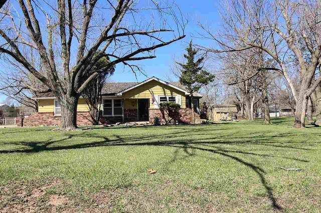 1523 S Andover, Andover, KS 67002 (MLS #593973) :: COSH Real Estate Services