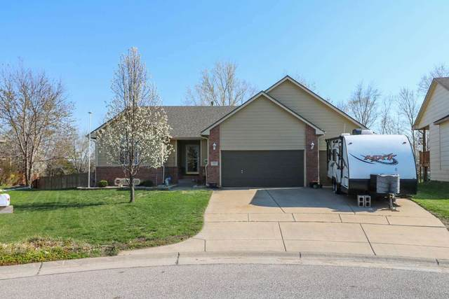 925 S Melvin Ct, Haysville, KS 67060 (MLS #593988) :: Pinnacle Realty Group