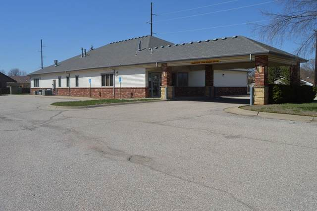 5735 W Macarthur Rd, Wichita, KS 67215 (MLS #594004) :: Preister and Partners | Keller Williams Hometown Partners
