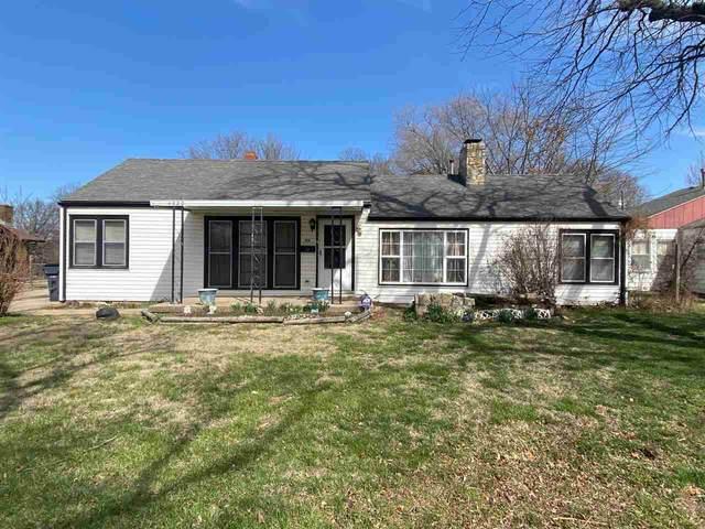 4220 E Clark St, Wichita, KS 67218 (MLS #594020) :: Preister and Partners | Keller Williams Hometown Partners
