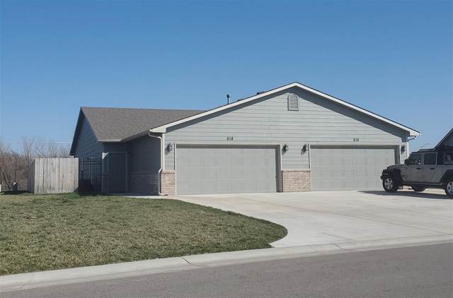 618 N Grandstone 616 N Grandston, Kechi, KS 67067 (MLS #594033) :: COSH Real Estate Services