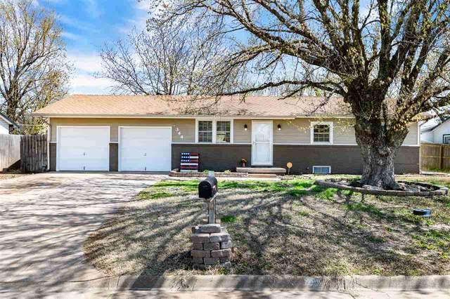 344 N Delos St, Haysville, KS 67060 (MLS #594036) :: The Boulevard Group
