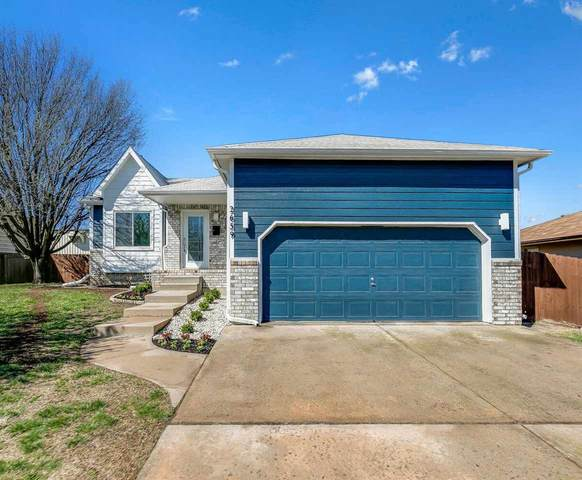 2659 S Lori, Wichita, KS 67210 (MLS #594038) :: The Boulevard Group
