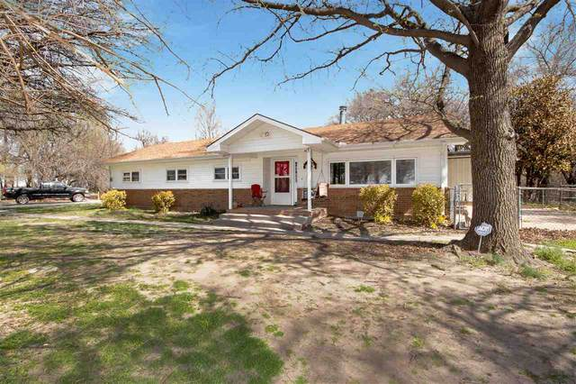 5020 S 119th St W, Clearwater, KS 67026 (MLS #594054) :: Keller Williams Hometown Partners