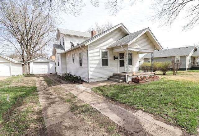 208 N Richmond Ave, Wichita, KS 67203 (MLS #594063) :: Keller Williams Hometown Partners