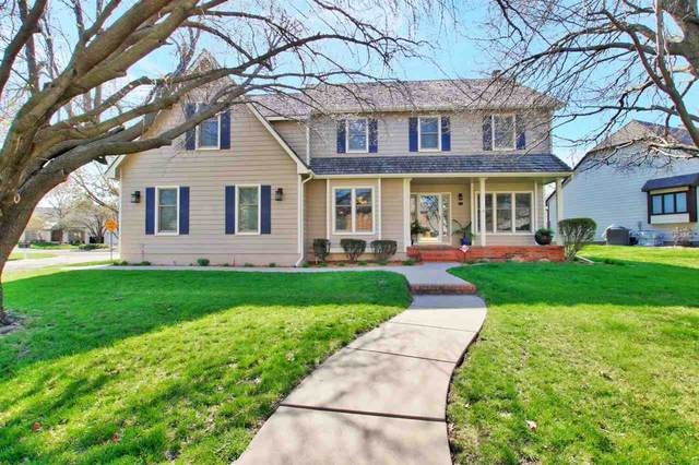 810 N Cypress, Wichita, KS 67206 (MLS #594070) :: The Boulevard Group