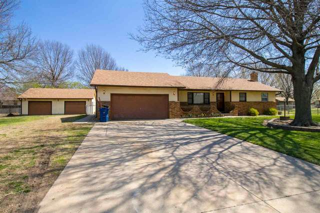 225 W Garnett Ct, Garden Plain, KS 67050 (MLS #594092) :: Graham Realtors