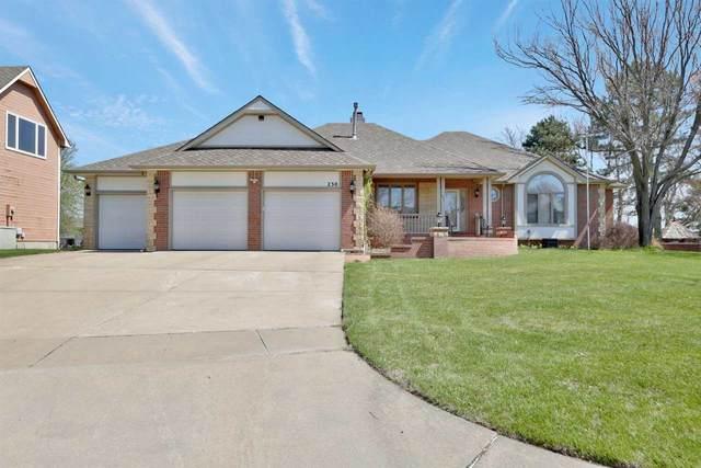 230 S Ashley Park, Wichita, KS 67209 (MLS #594093) :: The Boulevard Group