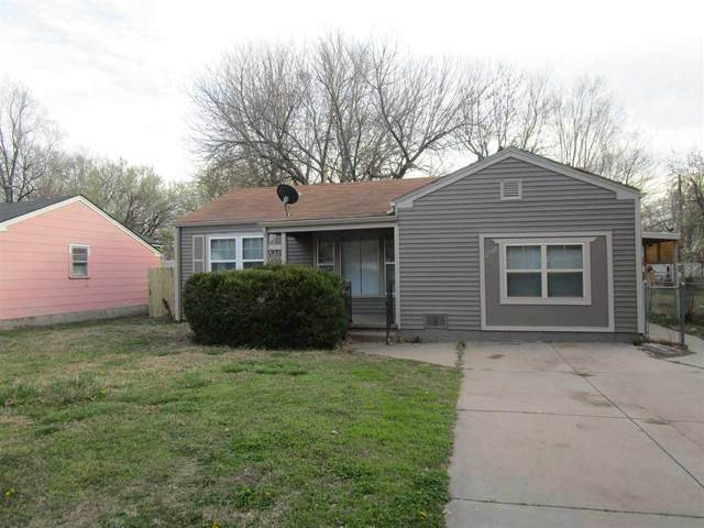 2941 E Timberlane St, Wichita, KS 67216 (MLS #594125) :: Keller Williams Hometown Partners