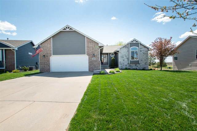 115 W Capstone Ct., Andover, KS 67002 (MLS #594147) :: Keller Williams Hometown Partners
