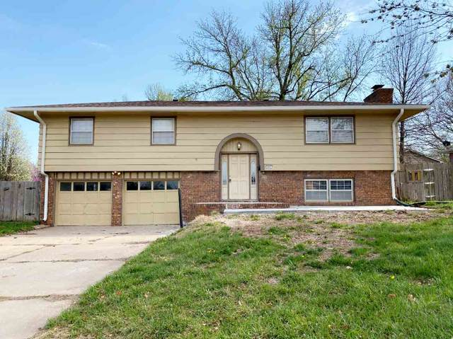 907 E Crestway Ave, Derby, KS 67037 (MLS #594163) :: The Boulevard Group