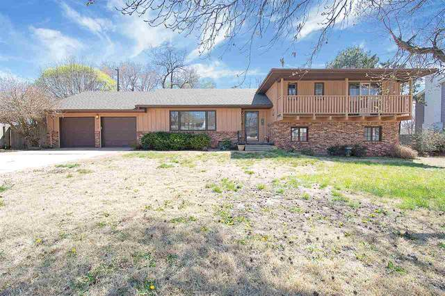 7009 E 10th St N, Wichita, KS 67206 (MLS #594164) :: Keller Williams Hometown Partners
