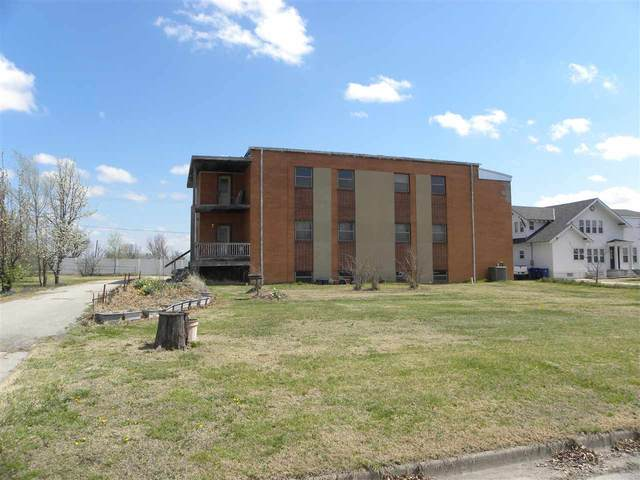 522 N Saint Nicholas St, Eureka, KS 67045 (MLS #594170) :: COSH Real Estate Services