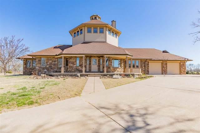 8830 S Hydraulic, Haysville, KS 67060 (MLS #594177) :: Kirk Short's Wichita Home Team