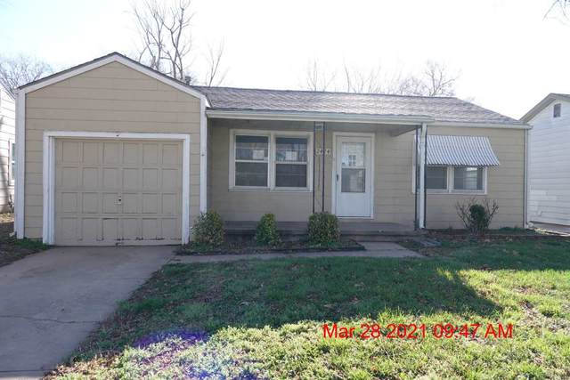2424 N Woodland, Wichita, KS 67204 (MLS #594182) :: Keller Williams Hometown Partners