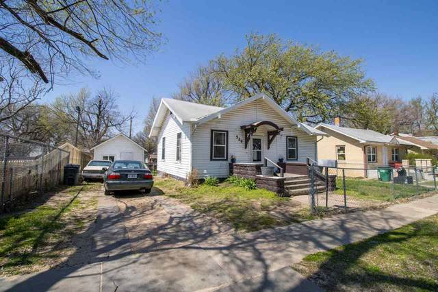 529 N Chautauqua Ave, Wichita, KS 67214 (MLS #594186) :: Graham Realtors
