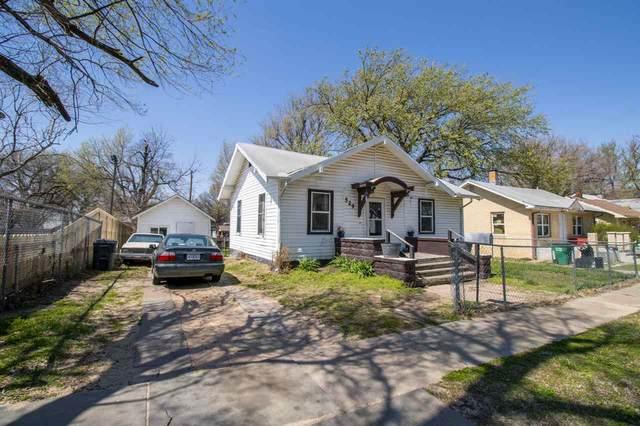 529 N Chautauqua Ave, Wichita, KS 67214 (MLS #594186) :: Kirk Short's Wichita Home Team