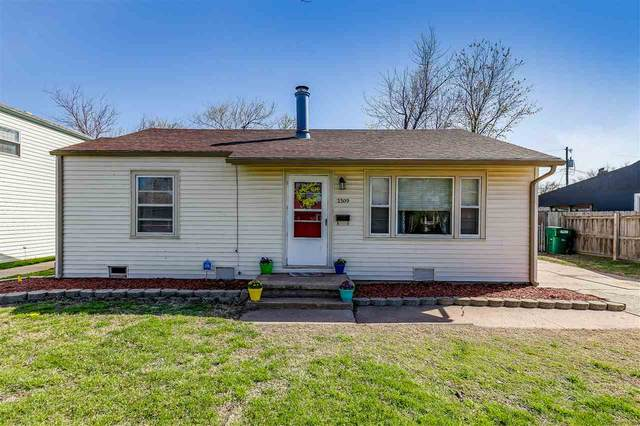 2309 W Dallas St, Wichita, KS 67217 (MLS #594192) :: Keller Williams Hometown Partners