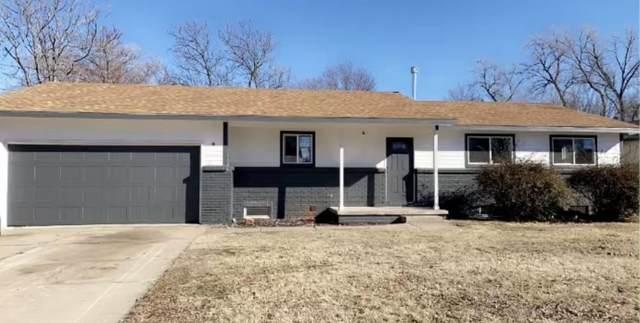 2660 N Pershing St, Wichita, KS 67220 (MLS #594199) :: The Boulevard Group